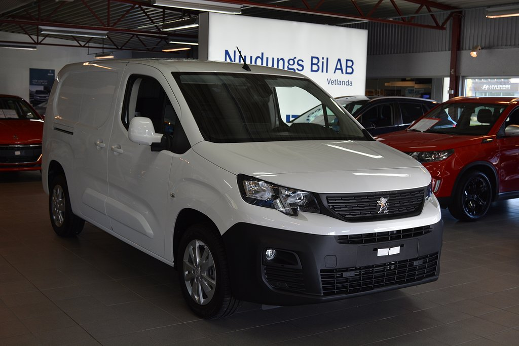 Peugeot Partner PRO+ L2 100 LAUNCH EDITION
