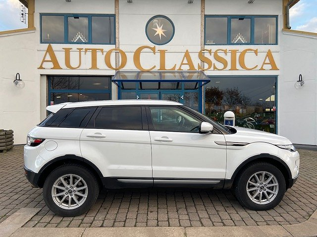 Land Rover Range Rover Evoque SD4 AWD