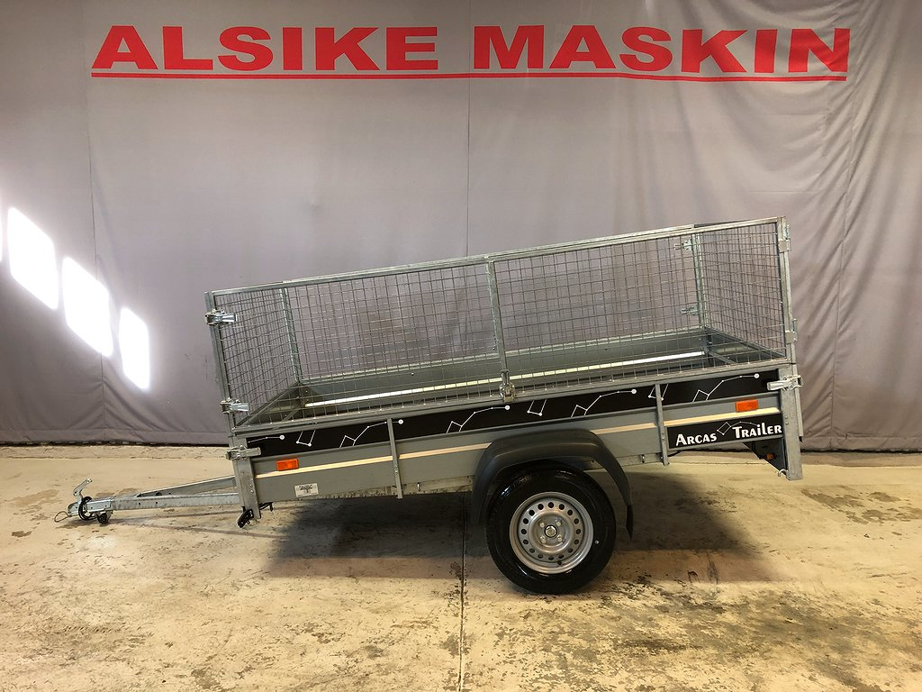 Arcas Trailer CT 250-SR 1.25