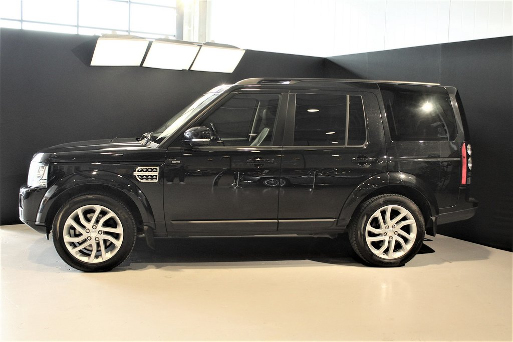 Land Rover Discovery 3.0 SDV6 HSE 7-s 256hk