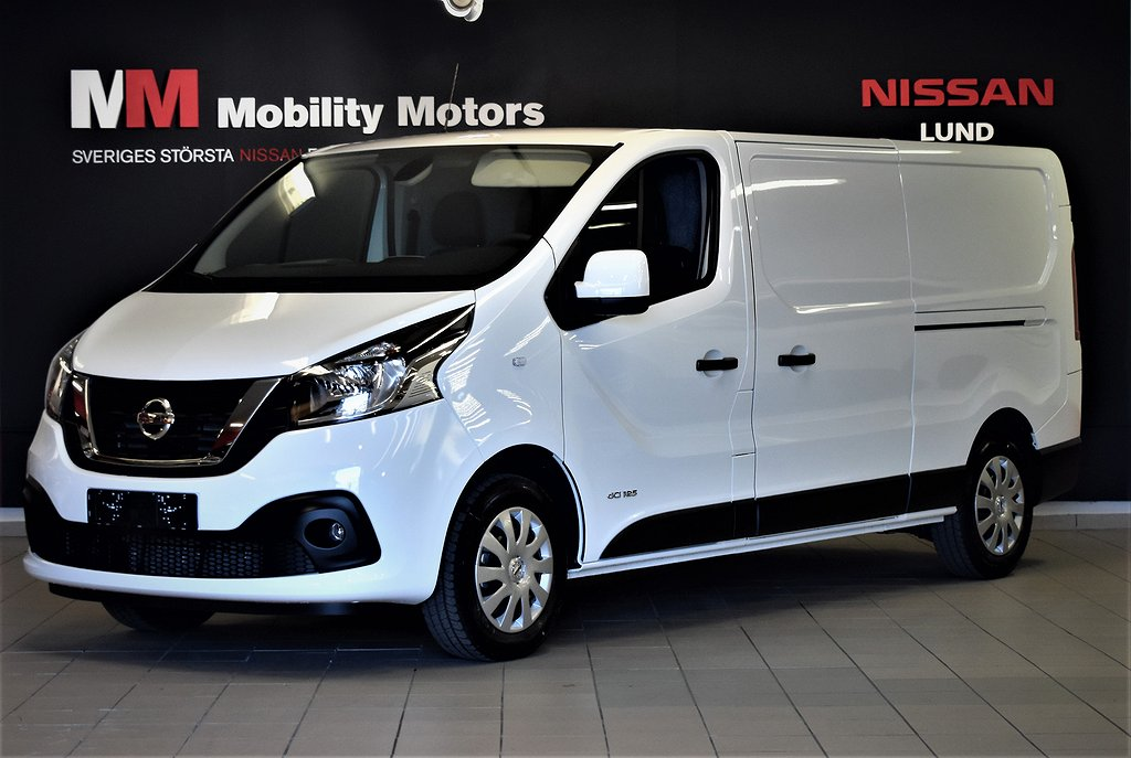 Nissan NV300 1.6 dCi 125 L2H1 Working Star | MM Kampanj