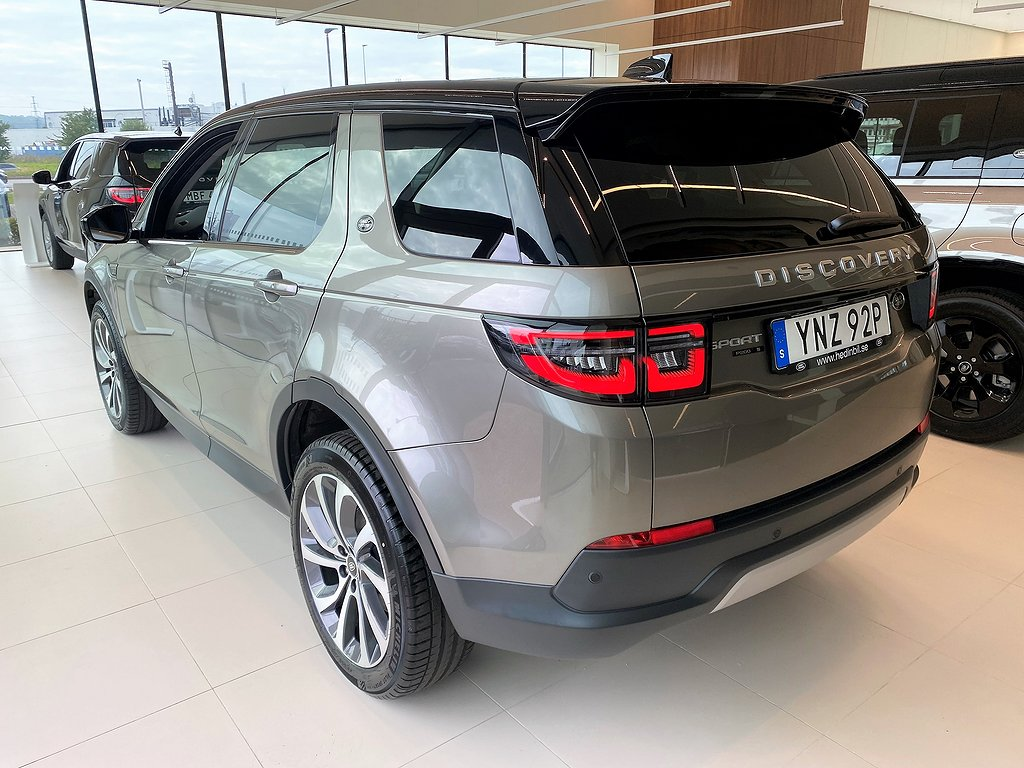 Land Rover Discovery Sport S 200hk Ordpris: 653 000kr
