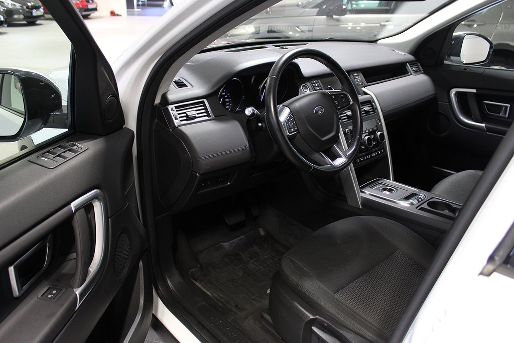 Land Rover Discovery Sport 2.0 TD4 4WD 150 Hk Automat