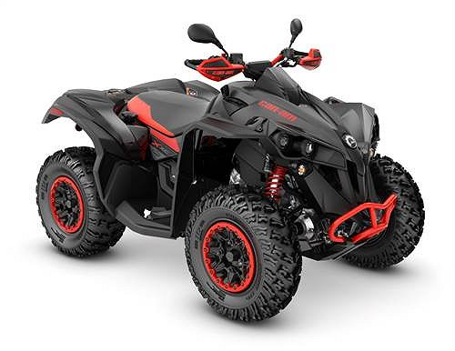 Can-Am Renegade 1000 XXC T