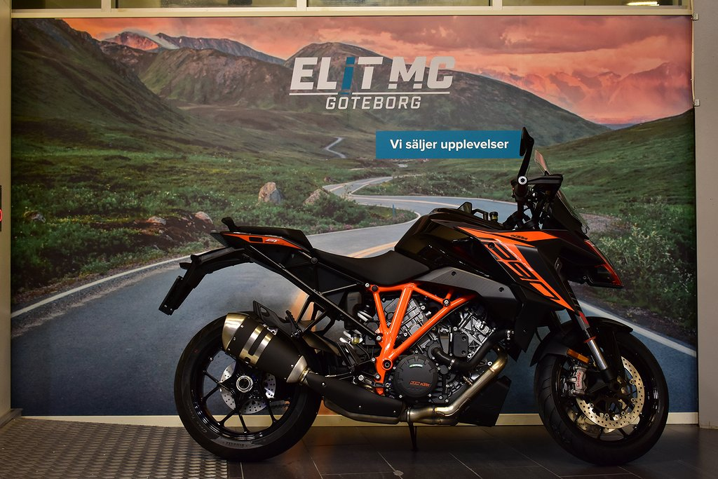 KTM 1290 SUPER DUKE GT ELIT MC Göteborg