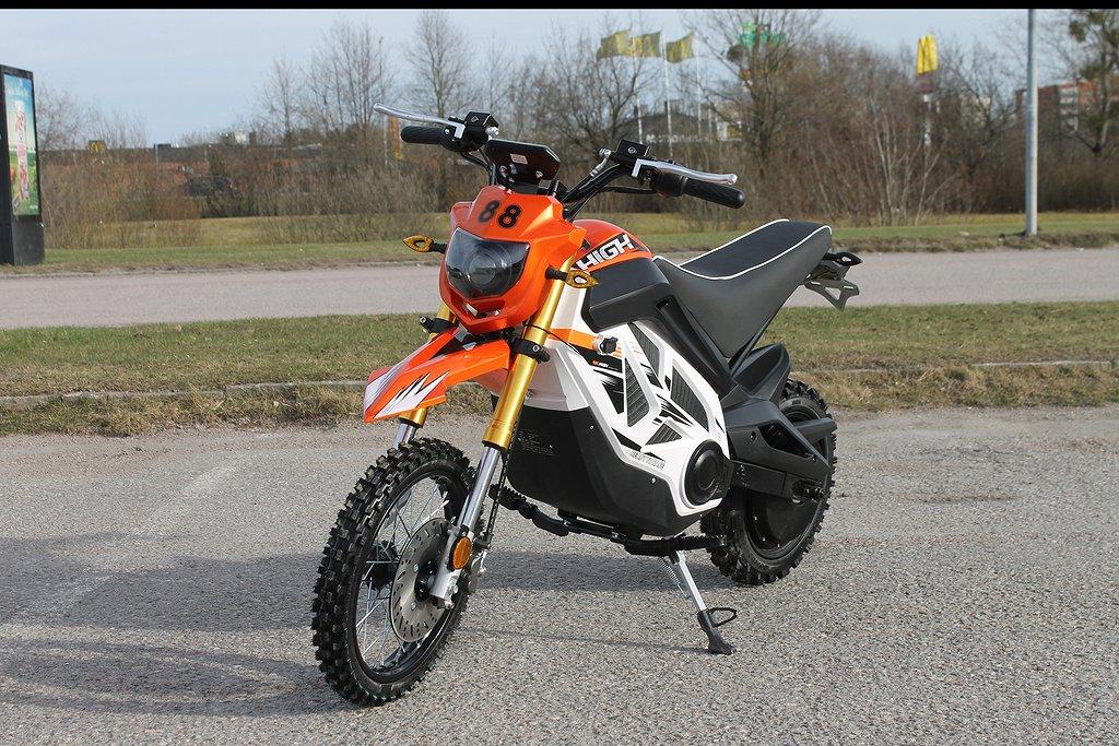 Dirtbike El-Cross E-dirt Q-Bike Xtreme 2000W