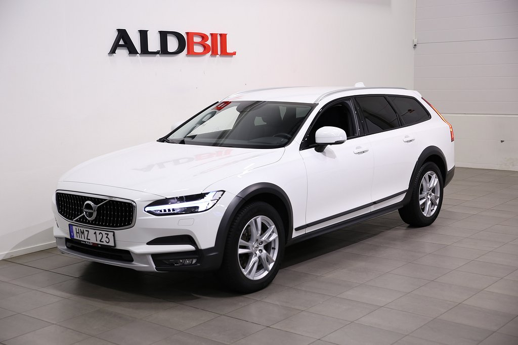 Volvo V90 Cross Country D4 190hk AWD Business Adv Teknik