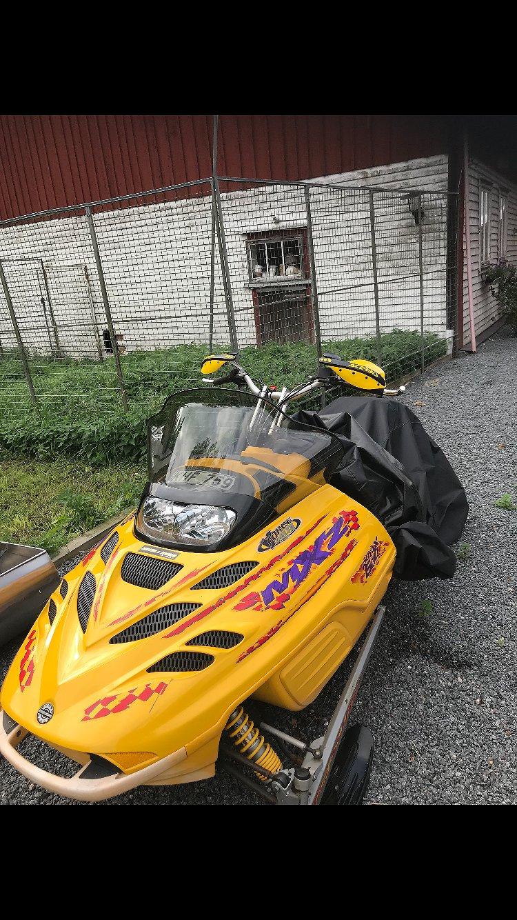 Ski-doo Mx Z 600