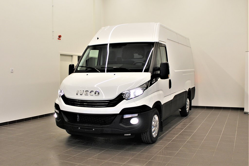 Iveco 35S14NA8 Automat Biogas Leasing 4955 kr/månad