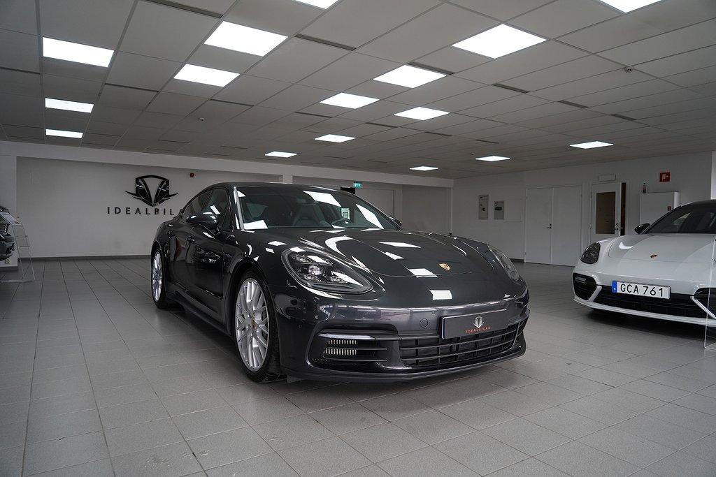 Porsche Panamera 4S Diesel PDK Sport Chrono Euro 6 422hk