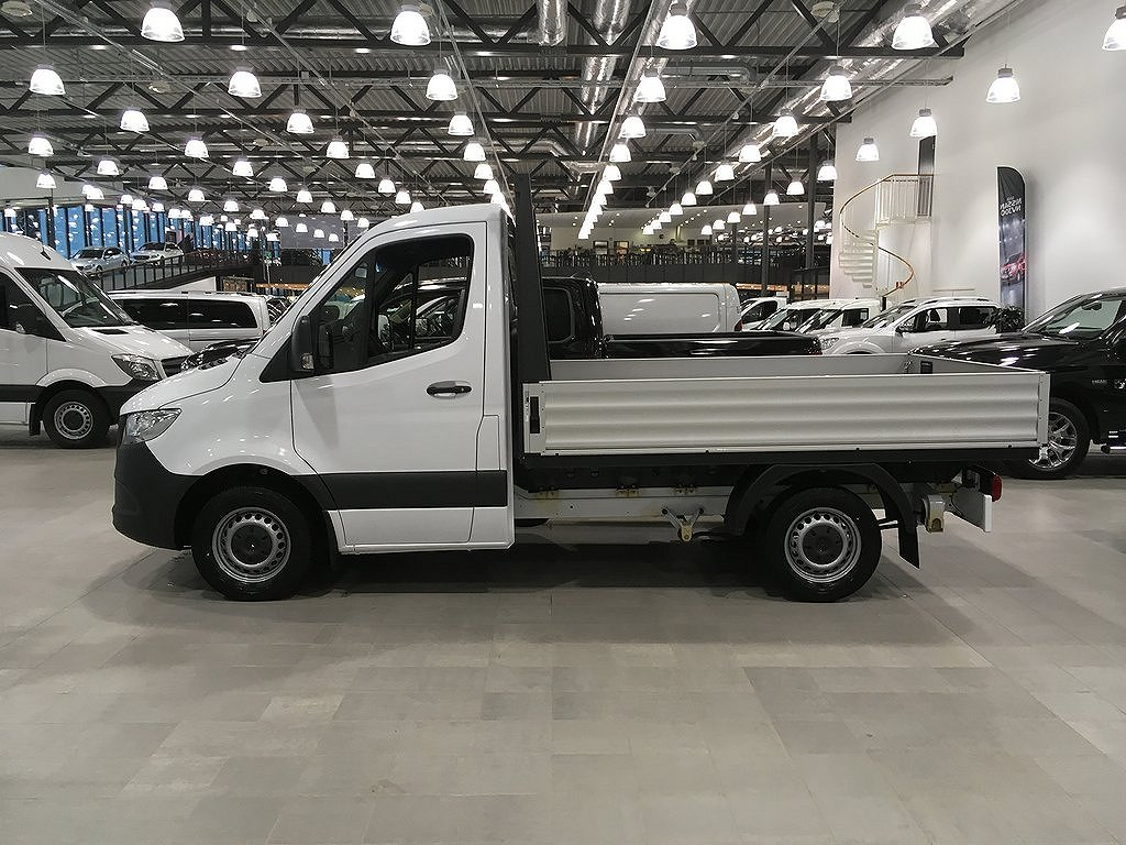 Mercedes-Benz Sprinter 211 CDI Pickup flakbil