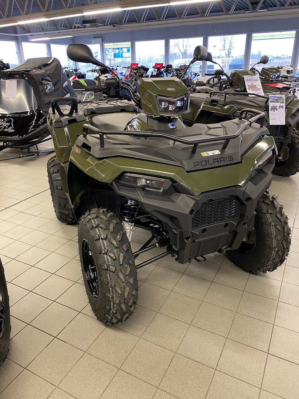 Polaris Sportsman 570 EPS Haralds