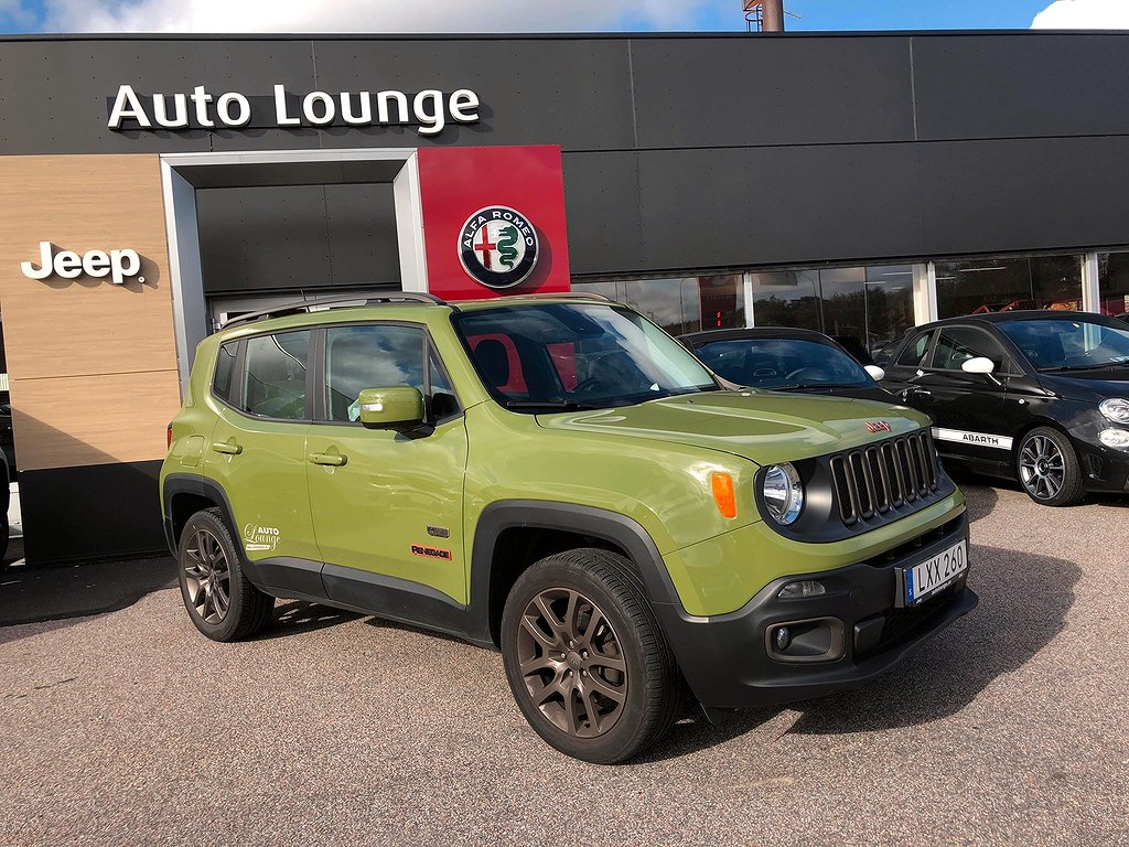 Jeep Renegade 75th Anniversary Privatleasing
