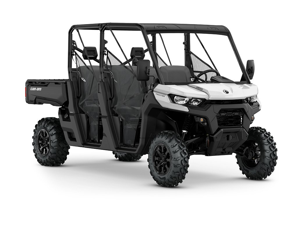 Can-Am Traxter Max HD10 DPS