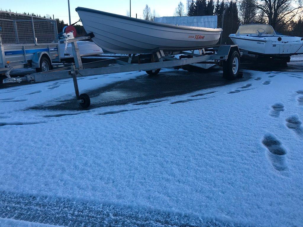 Övrigt båtupptagningsvagn 850kg