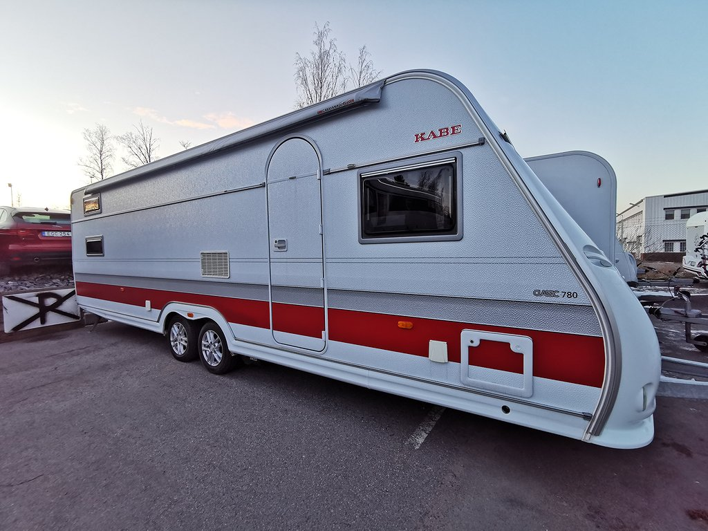 Kabe Classic 780 DGDL KS (AC+Mover) 2017