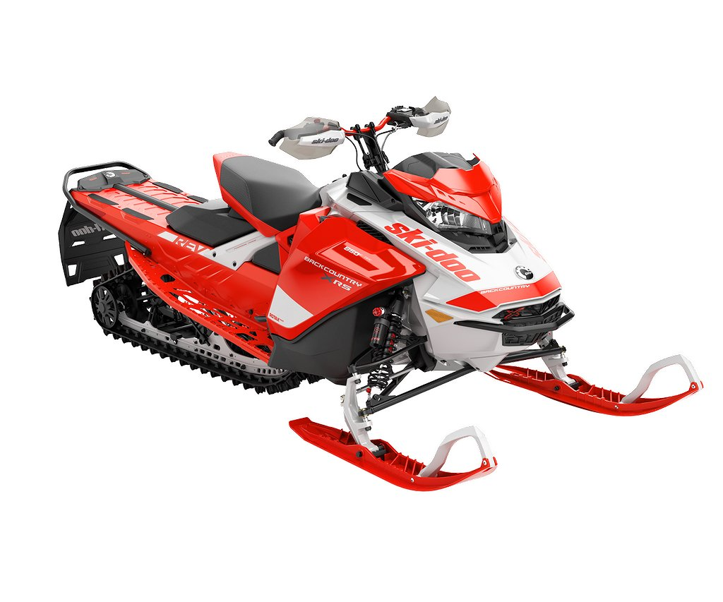 Ski-doo BACKCOUNTRY XRS 146 850 E-TEC ES