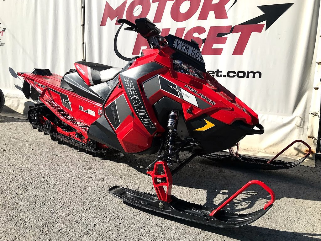 Polaris Switchback 800 Assault 144