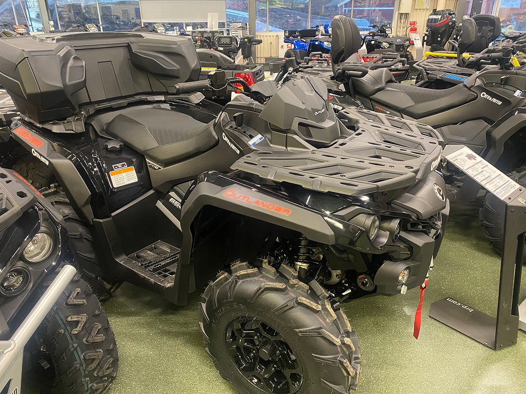 Can-Am Outlander PRO+T 650 T3B
