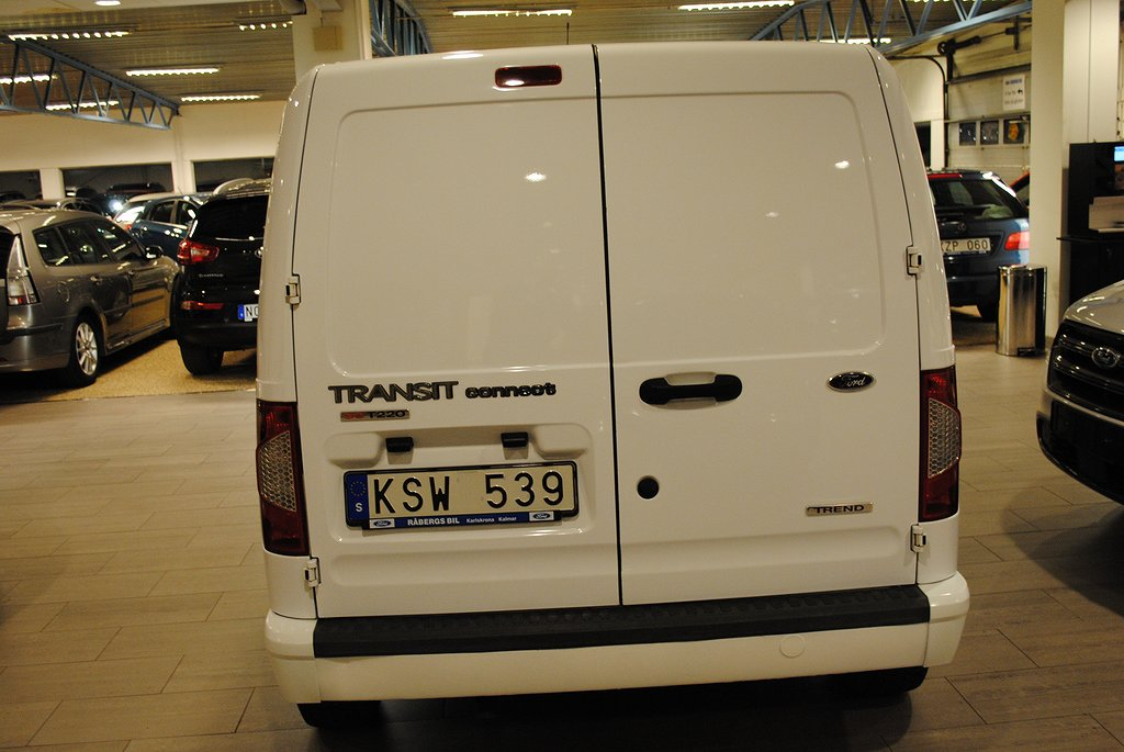 Ford Transit Connect 1,8 TD 90hk Trend