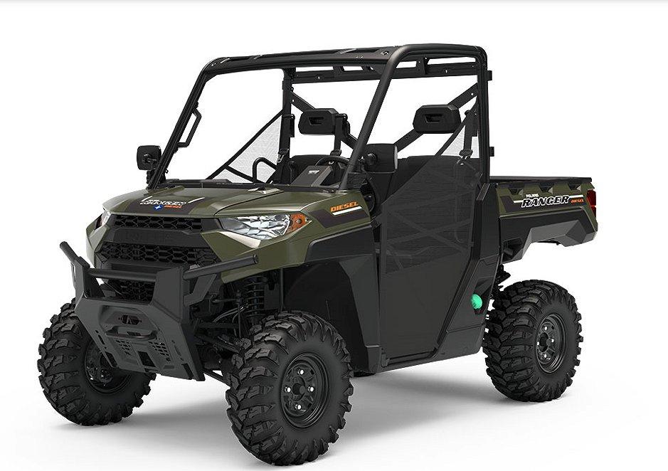 Polaris Ranger Diesel HD EPS T3B