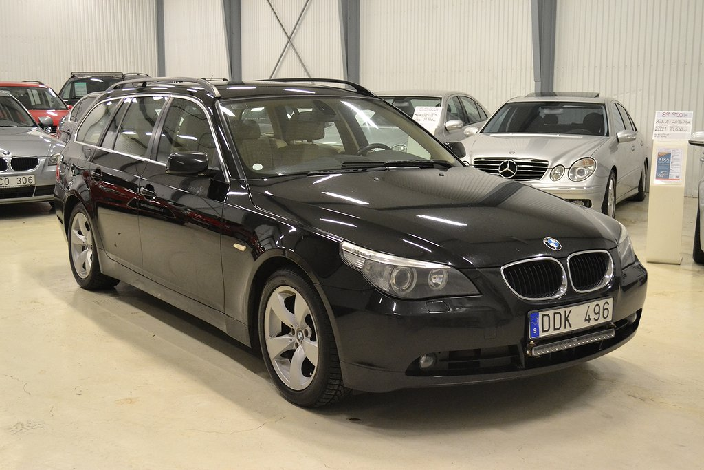 BMW 520 d Touring 163hk NYBES
