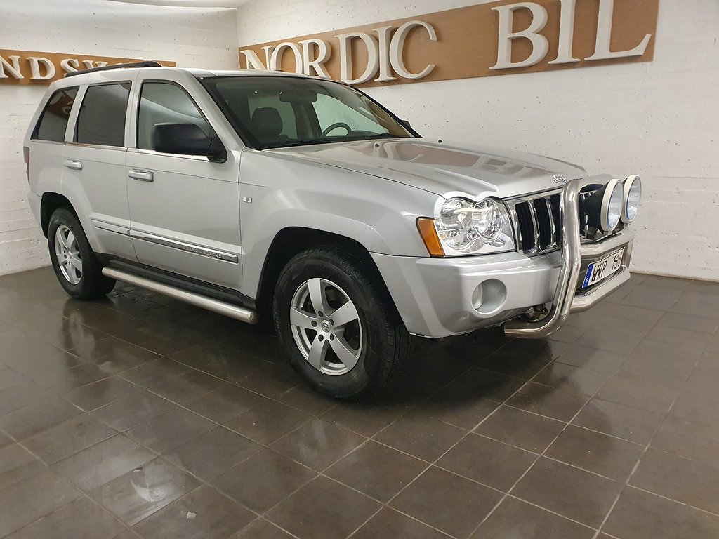 Jeep Grand Cherokee 4.7 V8 4WD Automat 227hk