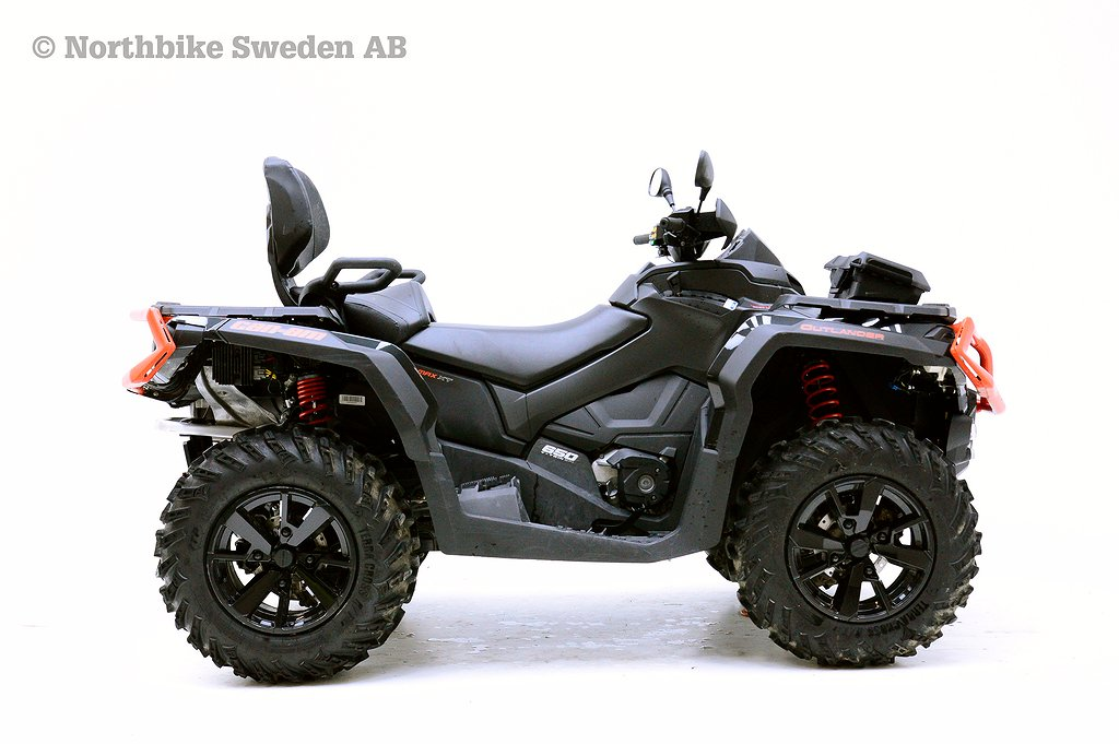 Can-Am Outlander 650 MAX XT T3B ABS  *2.95% Ränta!*