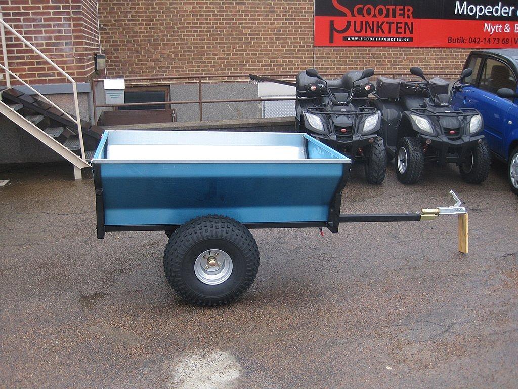Övrigt Vagn till ATV/4-hjuling
