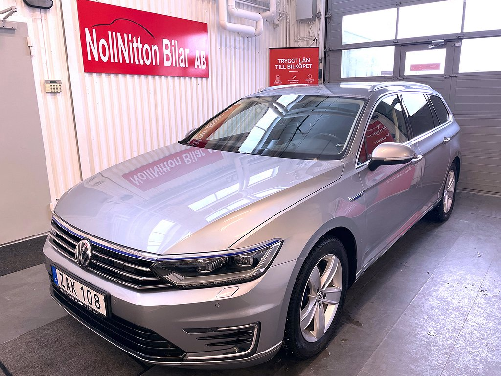 Volkswagen Passat Variant GTE DSG Executive Business 218hk