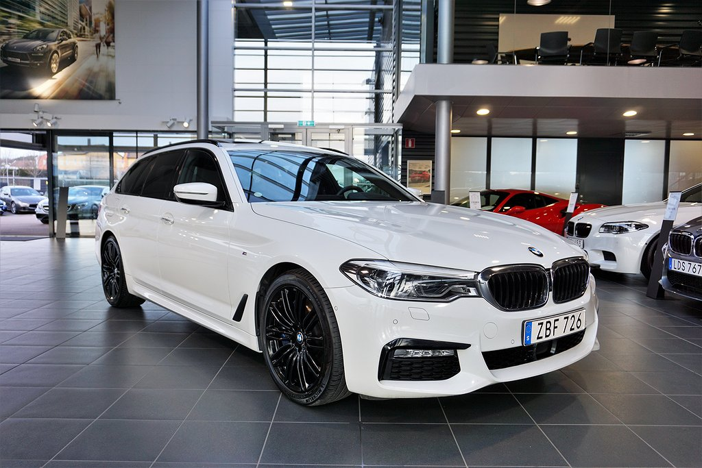 BMW 540 d xDrive Innovation Nypris 884.000