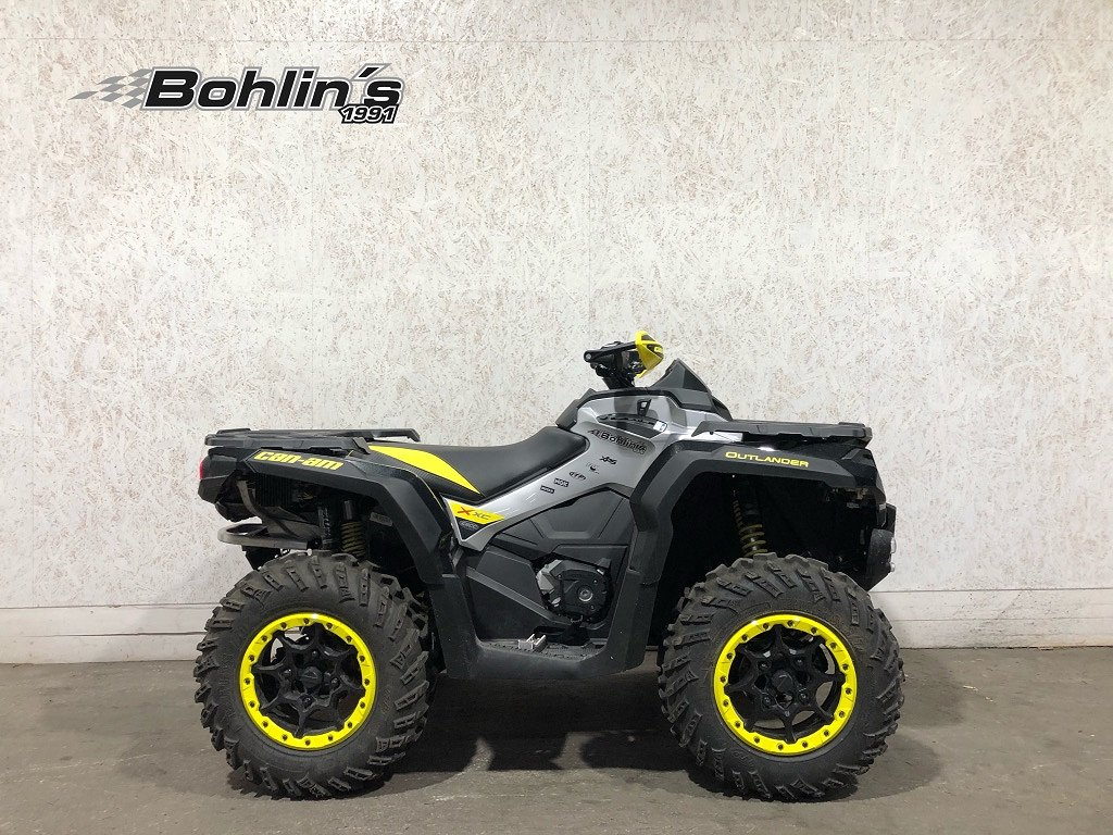 BRP Can-AM Outlander 1000 XXC ABS -19