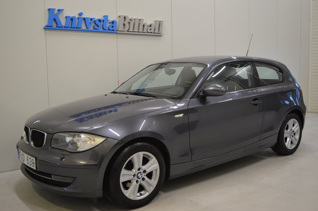 BMW 116 i Advantage 122hk