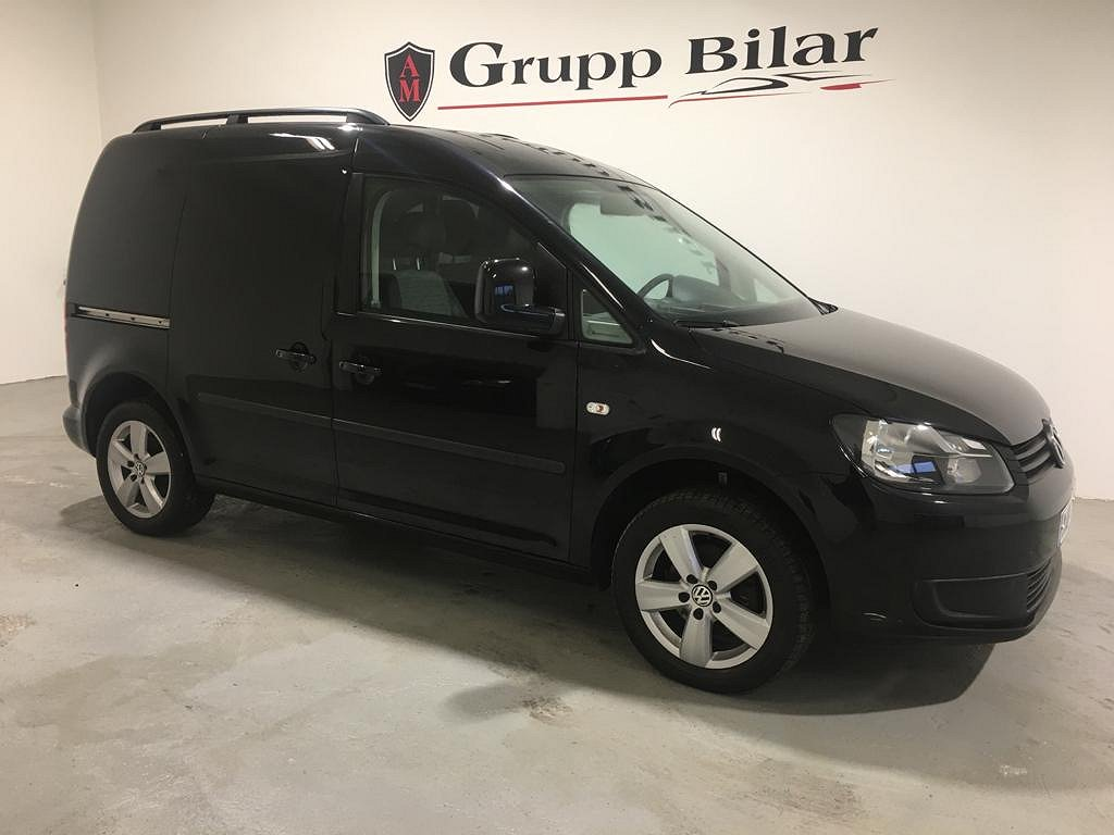 Volkswagen Caddy Panel Van 1.6 TDI 75hk