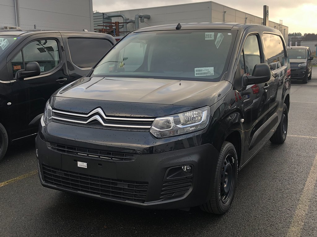 Citroën Berlingo L2 New Business Företagsleasing