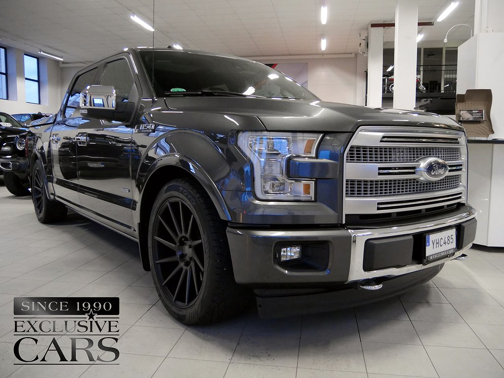 Ford F-150 Platinum Special Edition