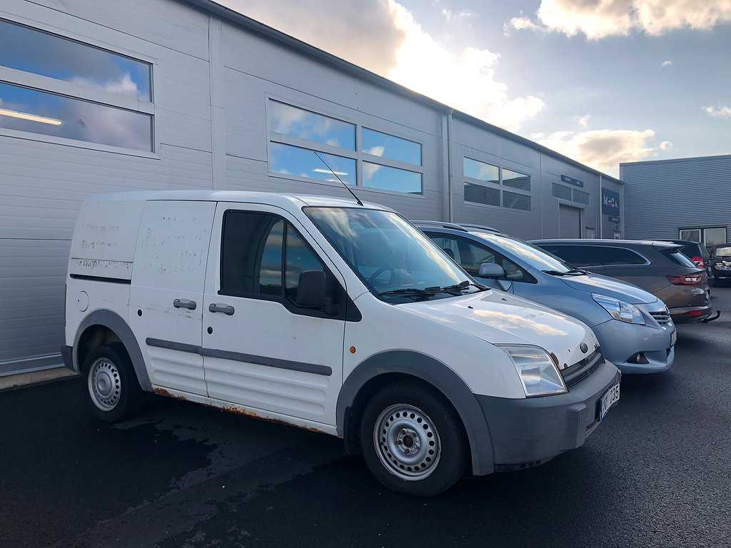 Ford Transit Connect SWB 1.6 TDCi 75hk
