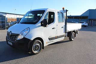 Renault Master 2.3 dCi Pickup/Chassi FWD (125hk)