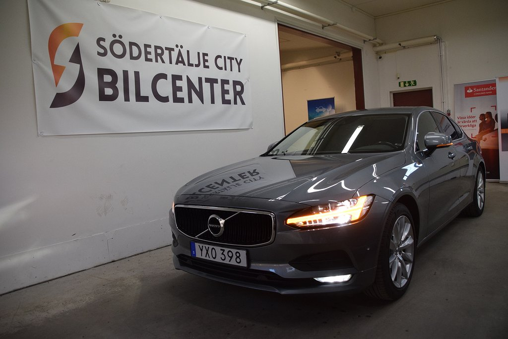 Volvo S90 D4 Geartronic Momentum, Advanced Edition Euro 6 190hk