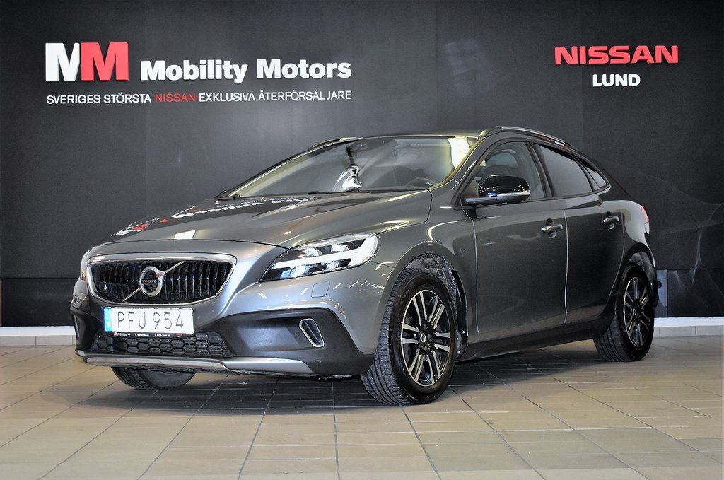 Volvo V40 Cross Country D2 Geartronic Momentum Euro 6 120hk