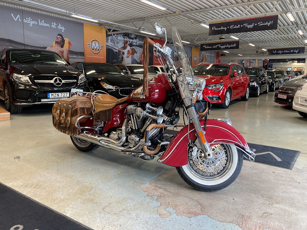 Indian Chief Vintage 1.7 Power Plus 105 V-Twin