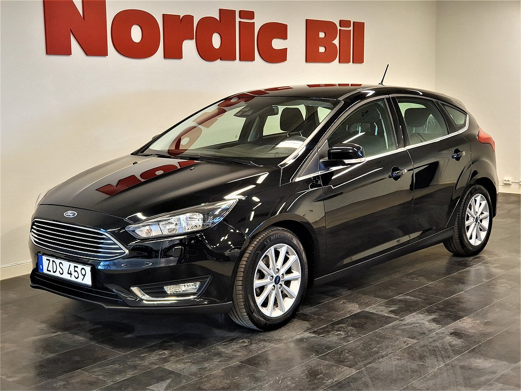Ford Focus 1.0 EcoBoost Euro 6 100hk