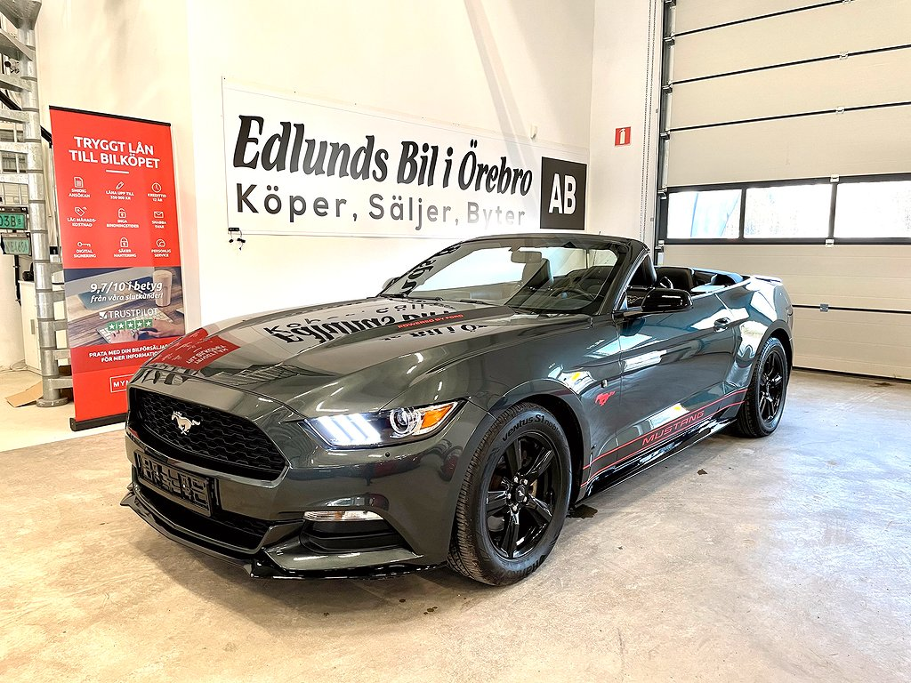 Ford Mustang 3.7 V6 Automat  304hk