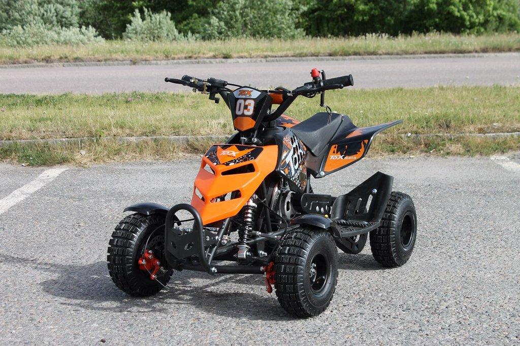 ATV Miniquad ToX-03 49cc