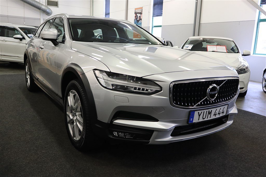 Volvo V90 Cross Country D4 AWD Momentum Plus AUT POLESTAR