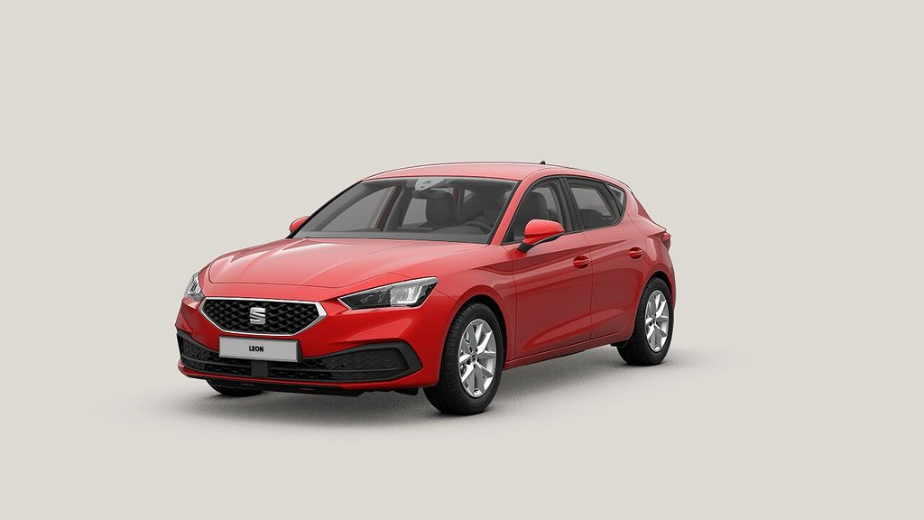 Seat Leon 5D Style 1.0 eTSI 110 hk 7-växlad DSG *KAMPANJ*