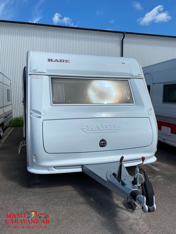 Kabe ROYAL 740 GLE KS dubbelbädd