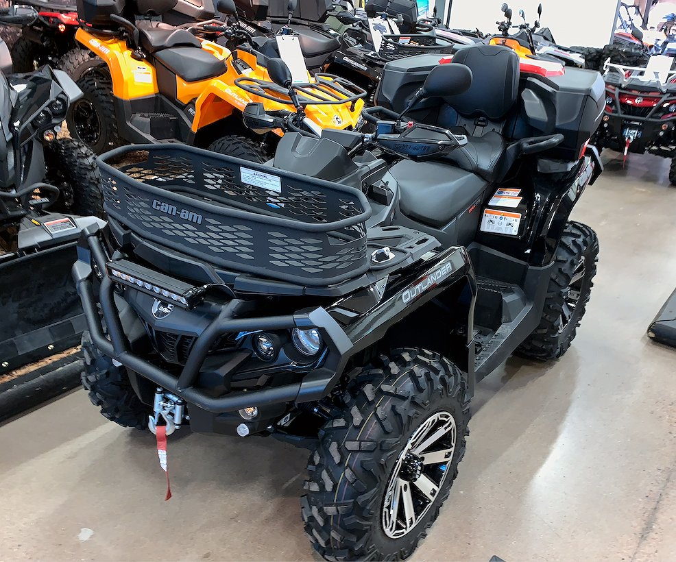 Can-Am Outlander 1000 MAX XTP T3B ABS