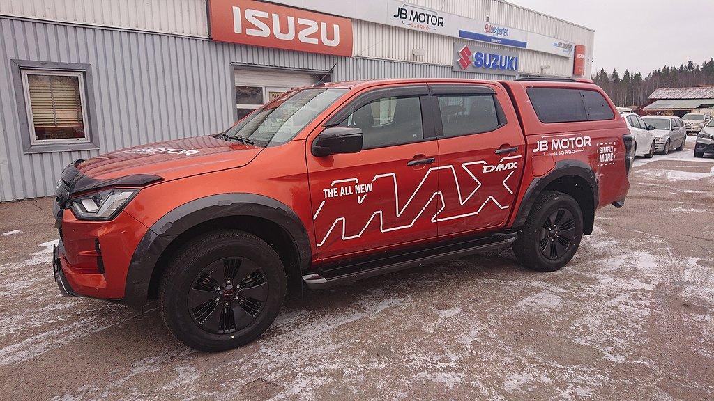Isuzu D-Max Double Cab XRX Automat