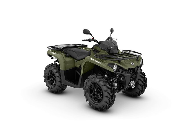 Can-Am Outlander 450 Pro + T3B